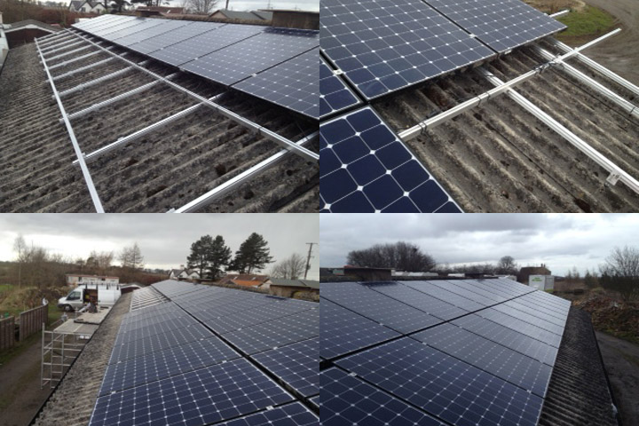 Kennels Amp Cattery 18kwp Solar Pv Installation Big Green