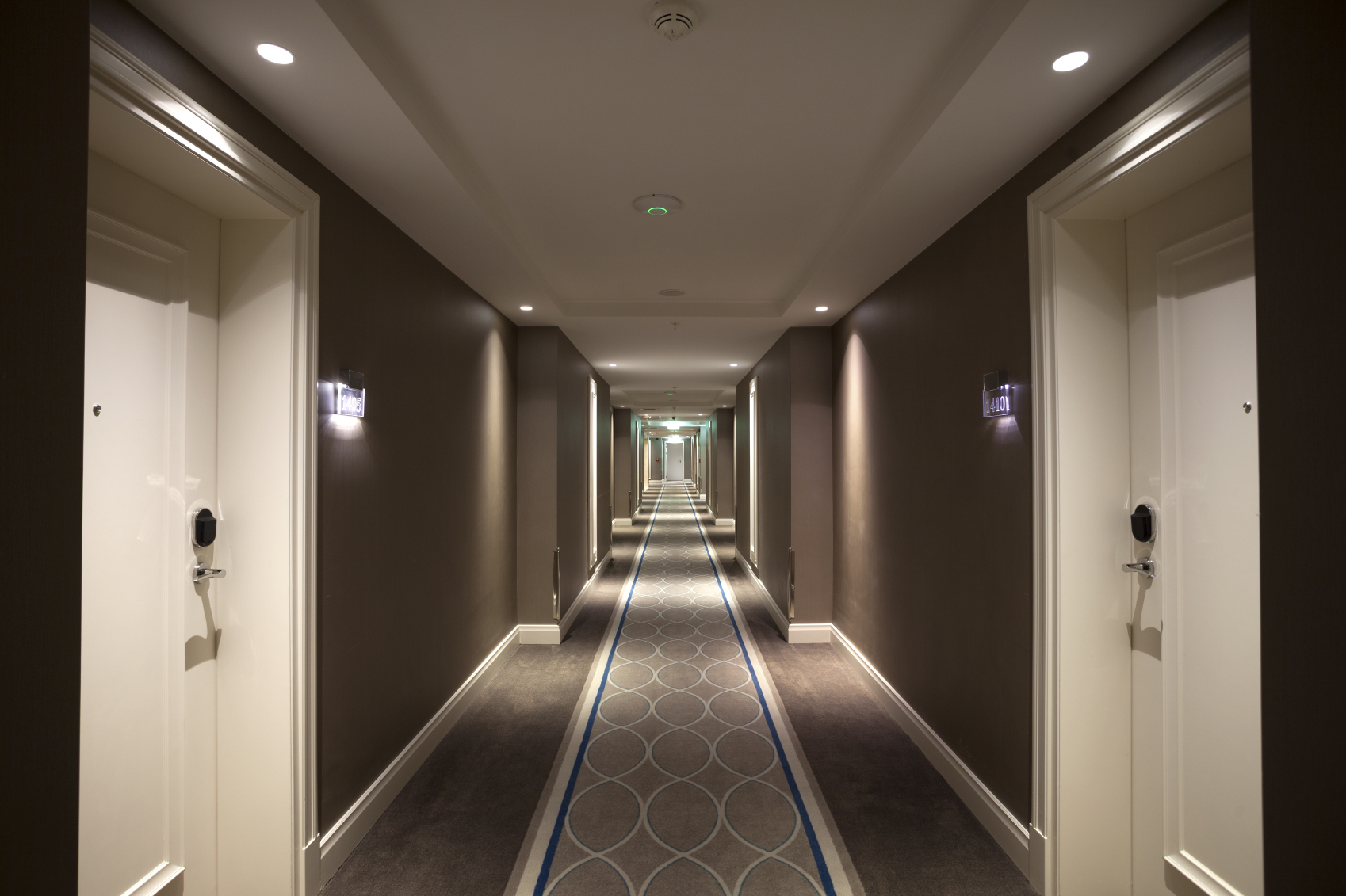 led lighting for hotels
